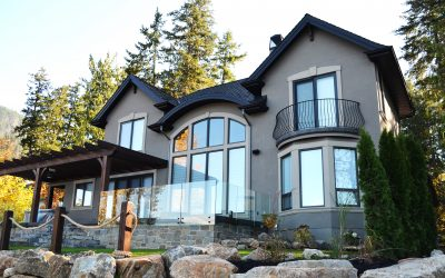 Building the shuswap together